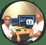 Dr. Floris Rietema and Dr. Paul Algra